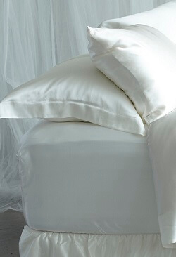 little white bed